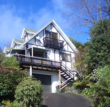Picton B&B Accommodation Marlborough New Zealand